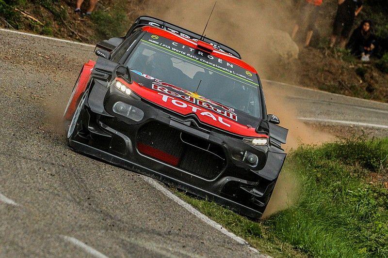 Citroen, WRC aracında radikal değişiklik yaptı