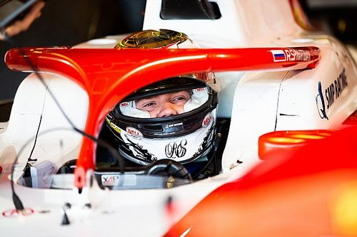 Spa F2: Shwartzman leads Tsunoda in practice