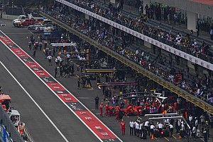 GALERÍA: lo mejor del día en la pista del GP de México
