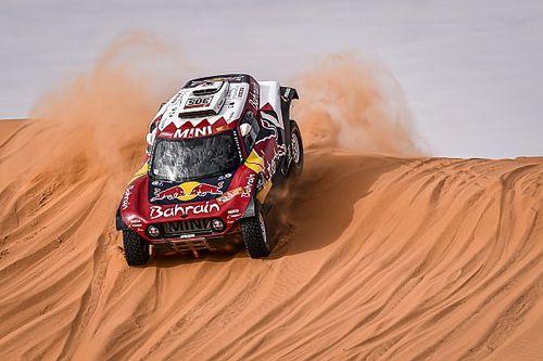 Dakar, Auto, Tappa 7: Sainz concede il tris, Alonso sesto
