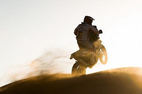Dakar cancela estágio de segunda-feira para motos e quadriciclos em homenagem a Paulo Gonçalves