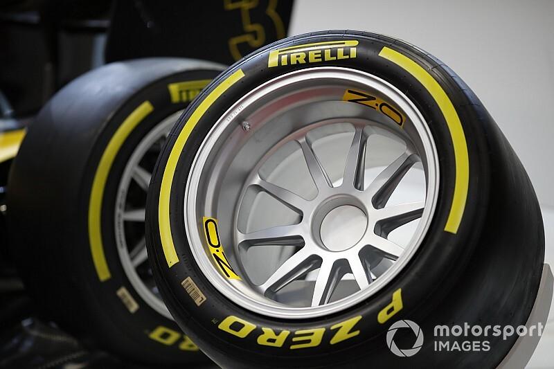 Pirelli: 2021 keine Rückkehr auf 13-Zoll-Reifen möglich!