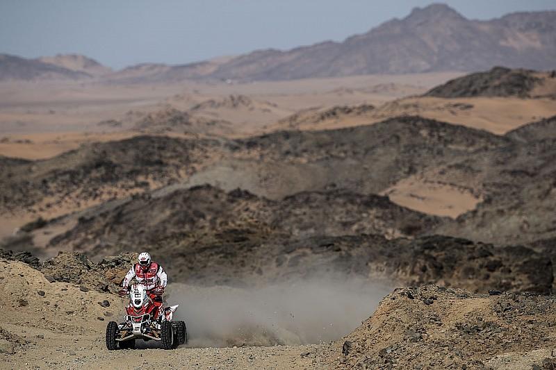 """Sonik utrzymuje pozycję na """"najpiękniejszej pustyni świata"""""""