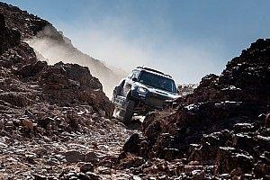Dakar: terza tappa ad anello ed in altitudine