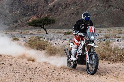 Piekielnie trudny etap Dakaru