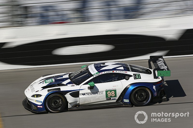 Aston Martin names Dalla Lana Rolex 24 replacement