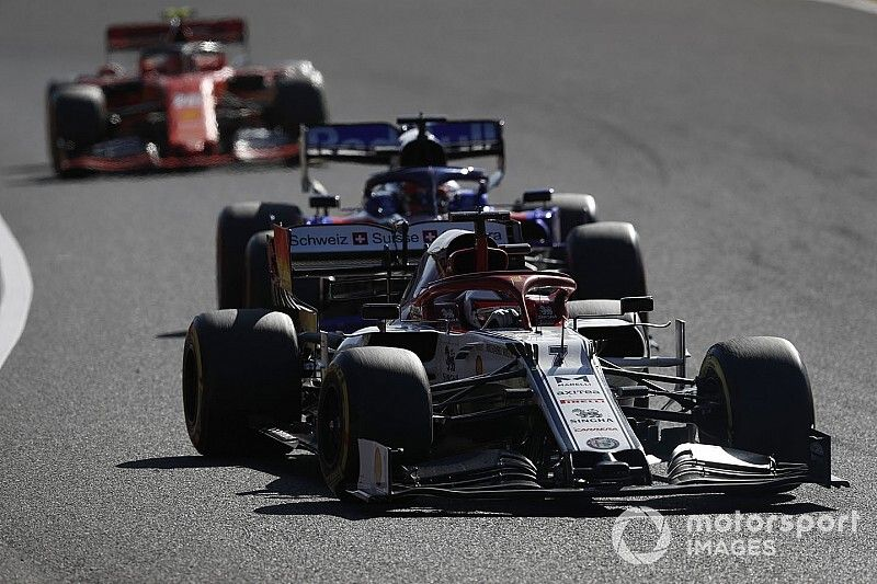 Alfa busca el ritmo ideal de carrera