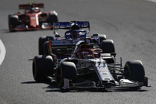 """Räikkönen parle d'un niveau de performance """"loin d'être normal"""""""