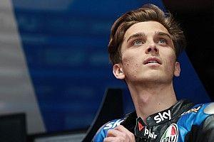 "Marini: Le MotoGP? ""Je ne suis pas pressé"""