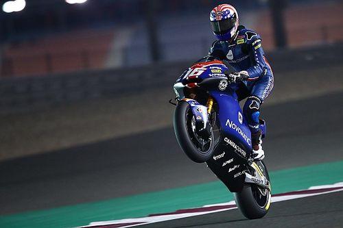 Moto2, Losail, Qualifiche: Roberts firma la prima pole della stagione