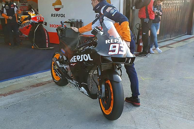 """Marquez: """"La carena nuova non è male, ma va sistemata"""""""