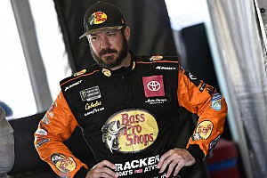 "Truex: ""One mistake probably cost us a shot at it"""