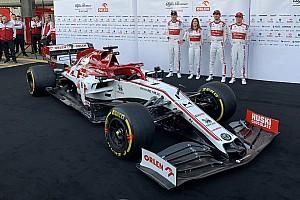 Formel-1-Live-Ticker: Beginn der Tests, Haas und Alfa Romeo präsentieren