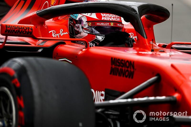 """Leclerc: Le 1er tour était """"nettement suffisant pour la pole"""""""