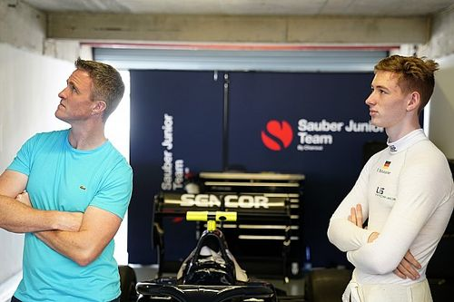 Ralf Schumacher: David még nagyon messze van a Forma-1-től