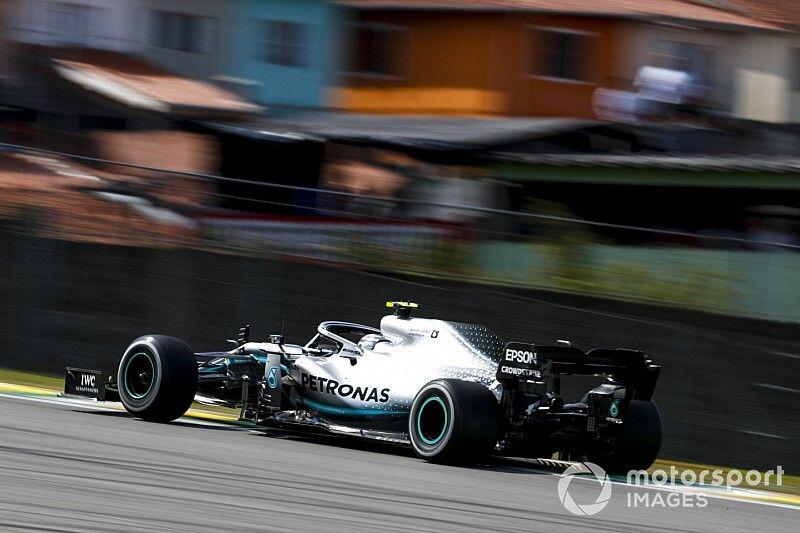 Bottas podría cambiar motor en Abu Dhabi y sería penalizado en parrilla