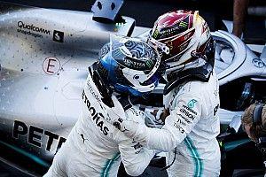 Mercedes: Úgy tűnik, kicsit mohók voltunk