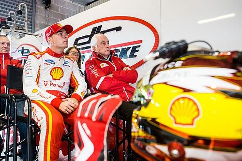 Penske hints at US chance for McLaughlin