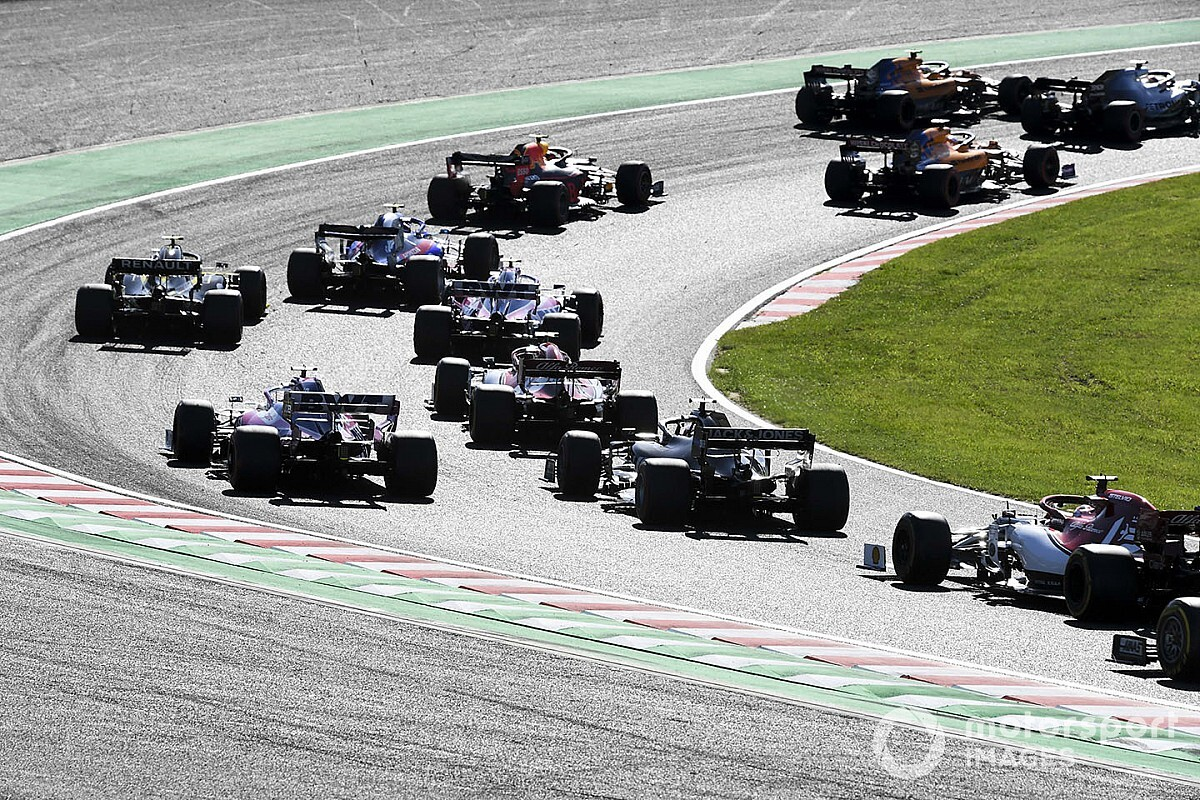 "F1 budget cap discussions ""at the very final stages"""