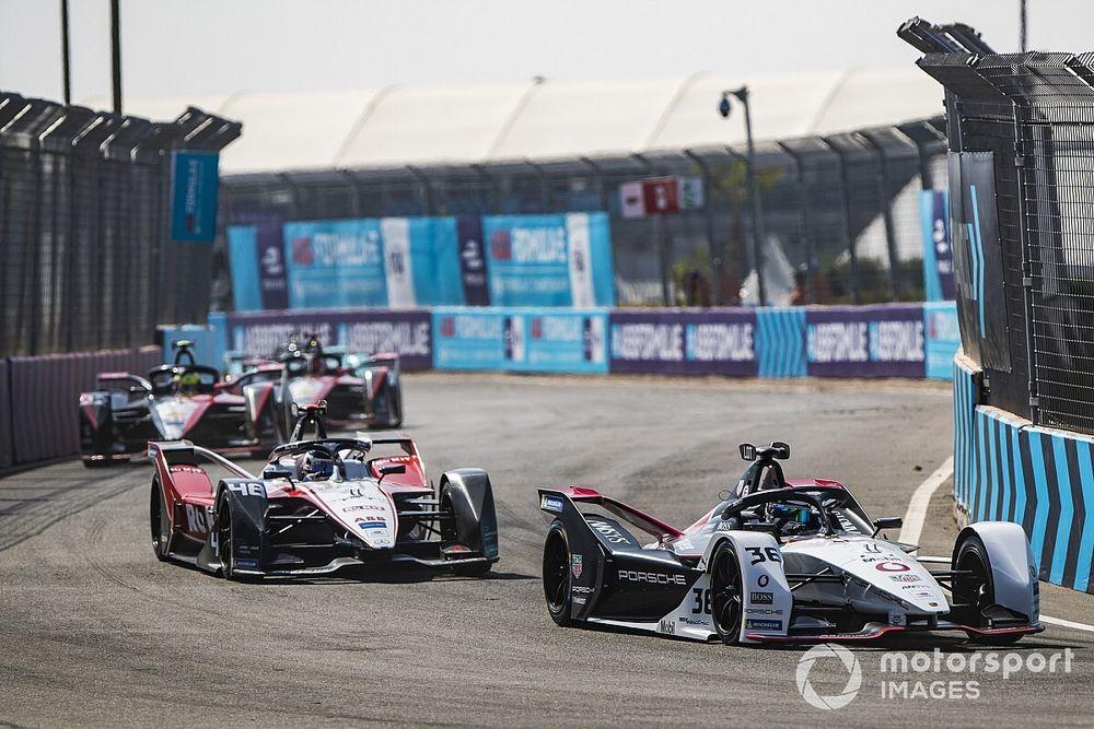Williams wins Formula E Gen3 battery contract