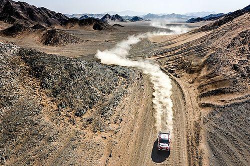 Алонсо показал свой лучший результат на Rally Ula Neom, но остался четвертым