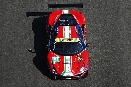 WEC: Shanghai: 4° e 5° posizione per le Ferrari in GTE-Pro