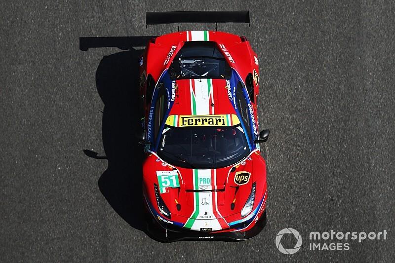 У экипажа на Ferrari отобрали победу в «4 часах Шанхая»