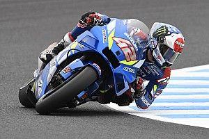 """Rins: """"Seguí a Rossi pensando que iría rápido y al final me molestó"""""""