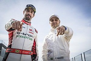 Di Grassi relata decisão vital para pódio duplo nas 500 Milhas de Kart
