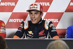 Marquez alól majdnem kifogyott az üzemanyag