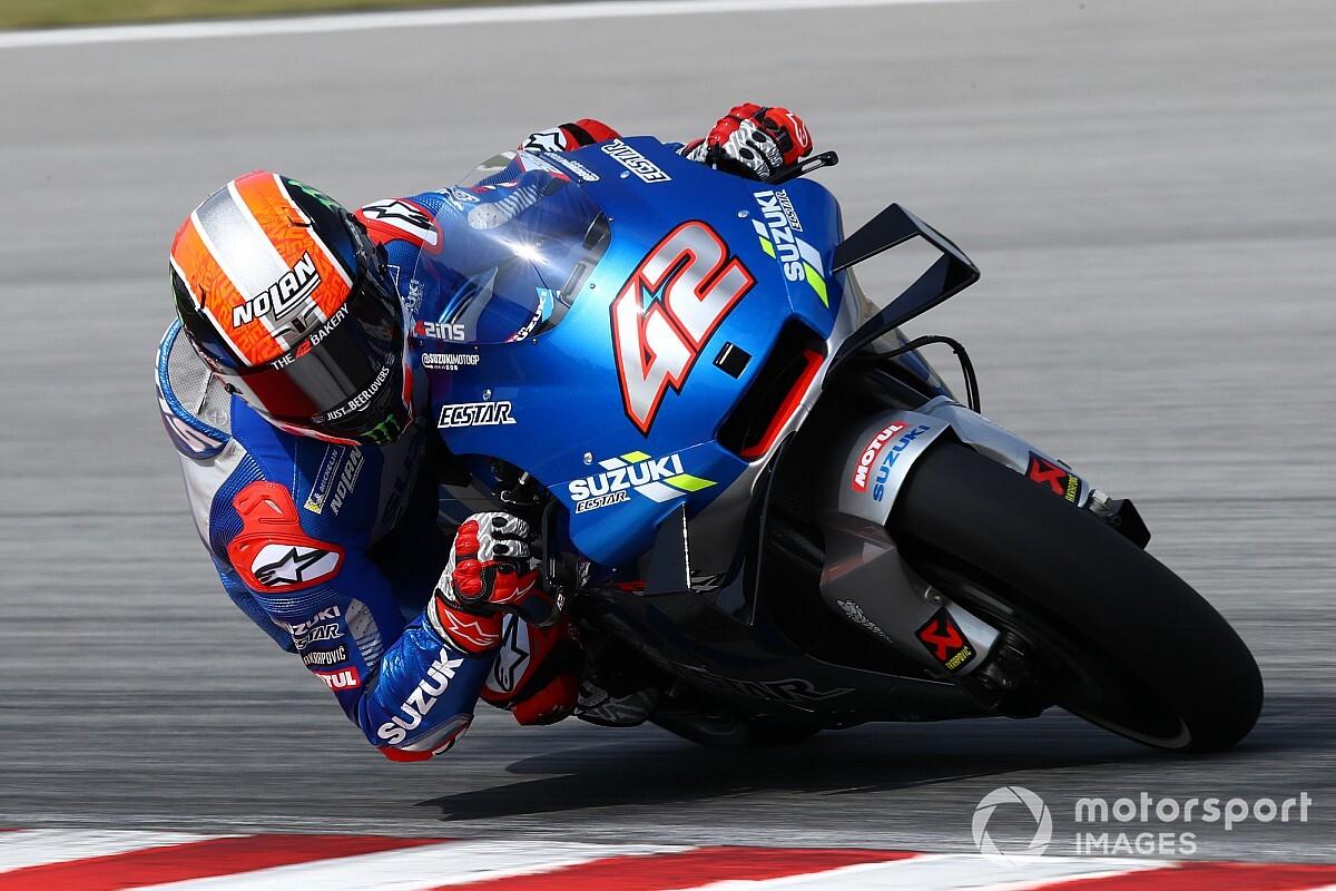 Rins verlengt MotoGP-contract met Suzuki tot en met 2022