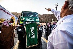 المملكة العربية السعودية تتحضر لاستضافة آخر جولتين من كأس العالم للراليات الصحراوية القصيرة