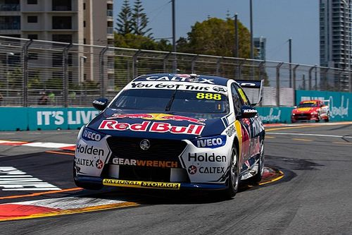 Gold Coast 600: Whincup, Lowndes lead Triple Eight 1-2