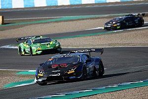 Lamborghini, Europe, Gara 1: dominio di Cecotto e Schandorff