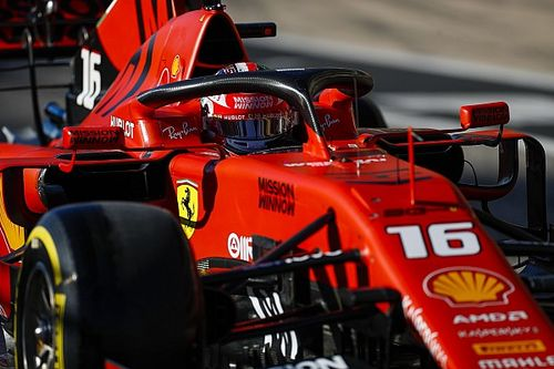 Leclerc: Sufrimos tanto como en Hungría