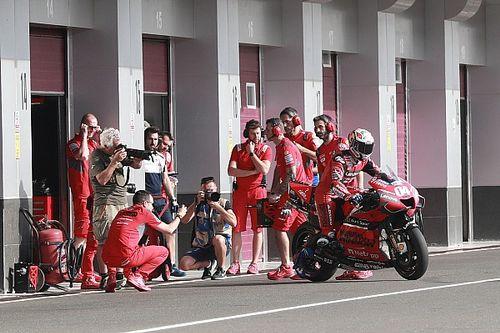 Le Coronavirus bloque Ducati et Aprilia : des motos arrêtées au Qatar