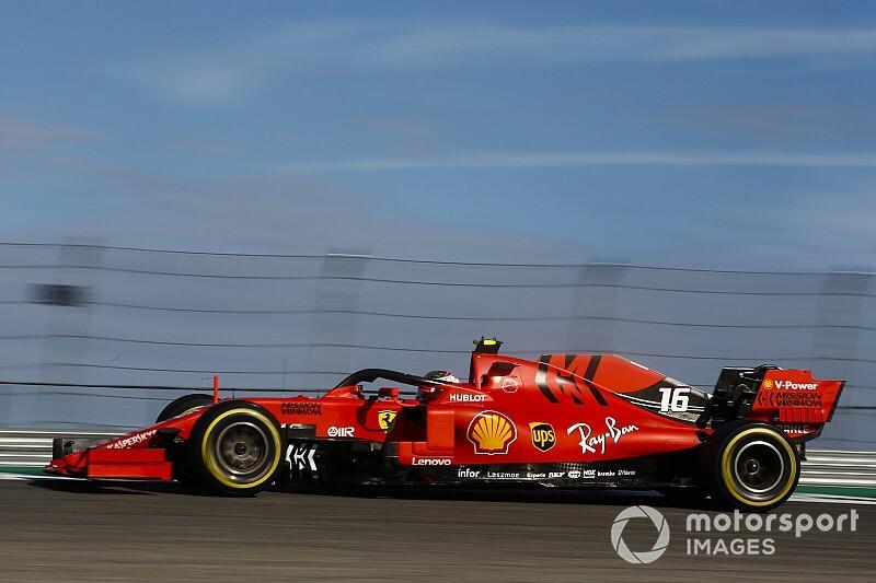 Leclerc assure l'essentiel, Vettel à un souffle de la pole