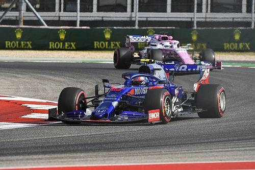 Startaufstellung: Formel-1-Grand-Prix der USA 2019