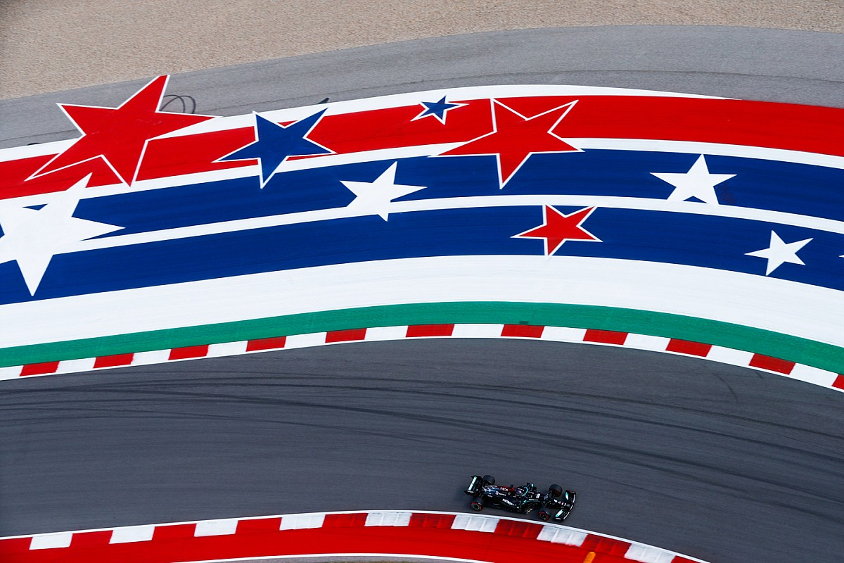 """Thumb for article title Hamilton: F1's popularity in US enjoying """"steepest rise"""" amid Liberty push"""