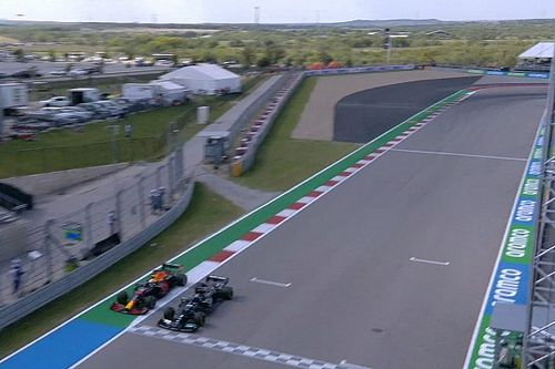 VÍDEO: Hamilton e Verstappen tem 'disputa agressiva' no TL2 em Austin e holandês mostra dedo do meio ao rival