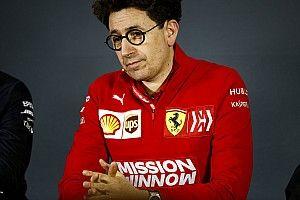 Binotto: Vettelnek nem volt más opciója...