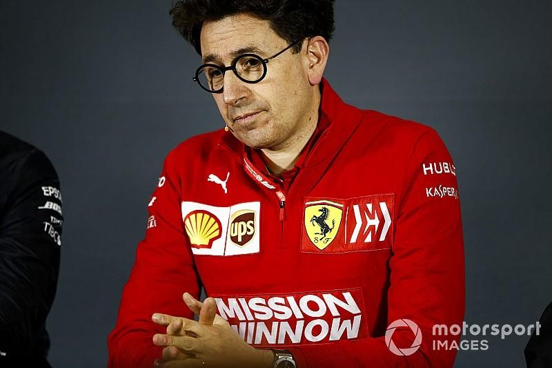 Бинотто: Отрыв Mercedes от Ferrari по очкам не отражает потенциала машин