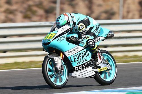 Moto3 Spanyol: Dalla Porta rebut pole perdana