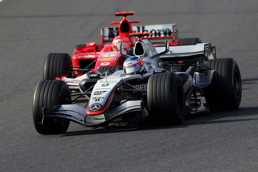 The start of McLaren's 21st century decline