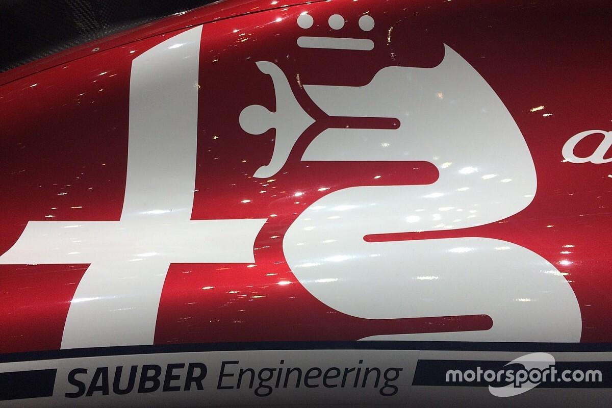 Alfa Romeo: in Australia con la C38 nell'aerodinamica del debutto nei test