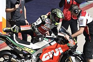 La Race Direction usa i social per giustificare il ride through a Crutchlow