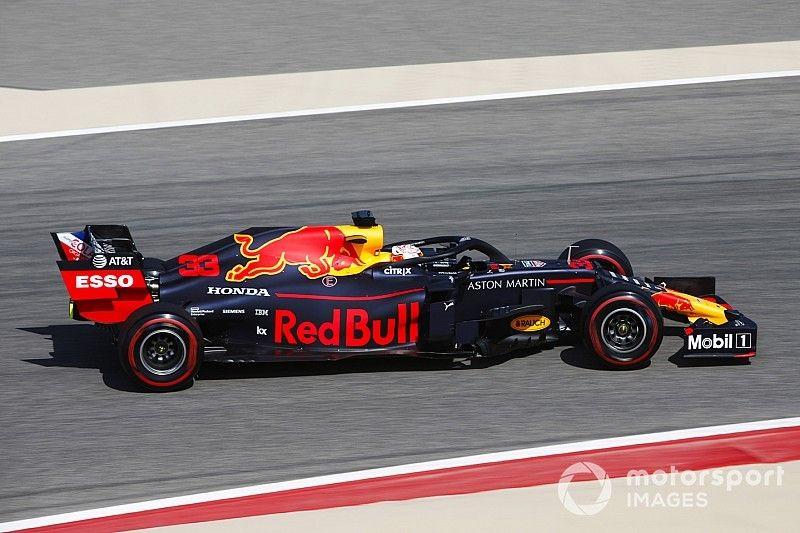 Red Bull culpa a los neumáticos de su arranque moderado en Bahréin