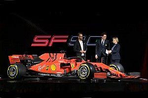 """Ferrari : """"Nous ne sommes pas encore prêts"""""""