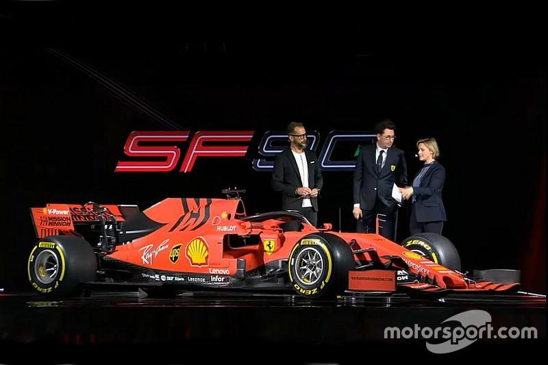法拉利新车SF90发布