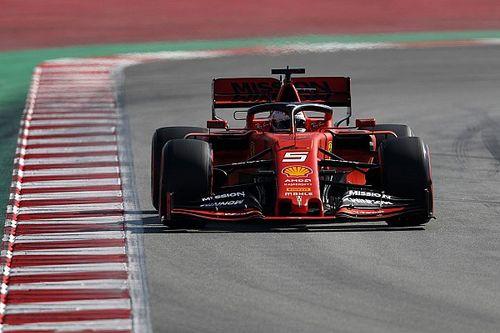 Vettel impone una nueva referencia en la mañana final